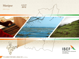 - India Brand Equity Foundation, IBEF, Business