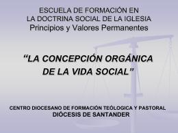 Principios permanentes de la DSI