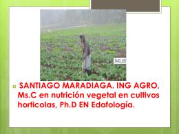 FERTILIDAD DE SUELOS FSE-194 4.UV REQUISITO SUELOS