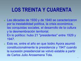 DR. GABRIEL GARCIA MORENO