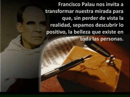 Diapositiva 1 - Carmelitas Misioneras Teresianas