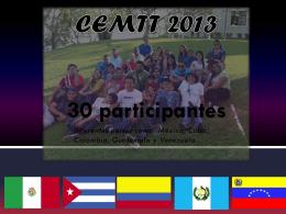 30 participantes