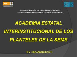 Diapositiva 1 - CBTIS 122
