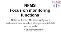 NFMS web platform