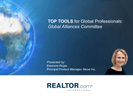 Orange Earth - Greater Las Vegas Association of Realtors