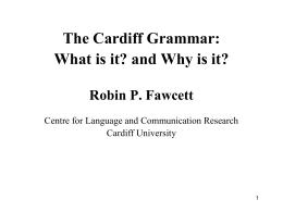 CG - Cardiff University