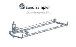 Sand Sampler LX