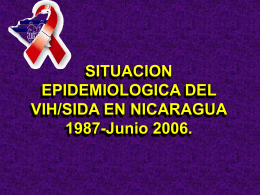 Vigilancia SIDA