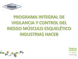Diapositiva 1 - ARL SURA - Riesgos Laborales