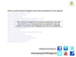 www.proyectohogar.es