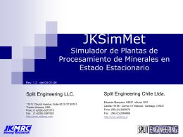 Presentacion Comercial JKSimMet