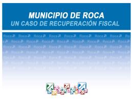MUNICIPALIDAD DE GENERAL ROCA