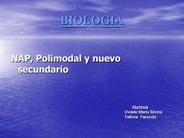 Diapositiva 1 - Facultad de Ciencias Humanas
