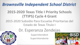 Brownsville Independent School District