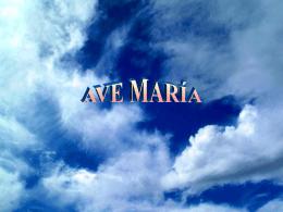 AVE MARIA - :: Hermanas de la Caridad de Santa Ana