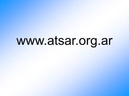www.atsar.org.ar