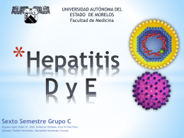 Fisiopatologia - medicinagpoc | Facultad de Medicina UAEM