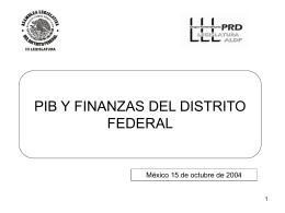 CRONOLOGIA DE REUNIONES DE TRABAJO DEL PRD …