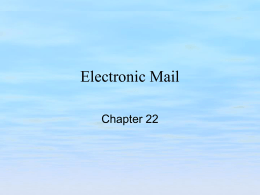 Electronic Mail - Brands Delmar