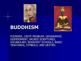 BUDDHISM - Laborers Together
