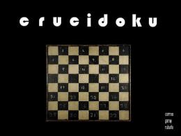 CRUCIDOKU