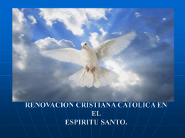 RENOVACION CRISTIANA