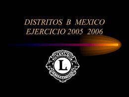 VICEPRESIDENTES EJERCICIO 2003 2004