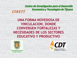 Presentacion CIDETT