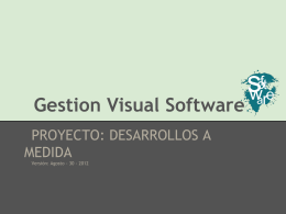 Gestion Visual Software