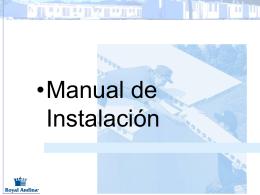 Diapositiva 1 - SCR ECUADOR S.A.