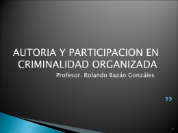 RAZONAMIENTO JURIDICO - CEFIC: Centro Peruano de