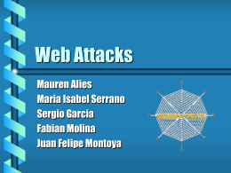 Web Attacks