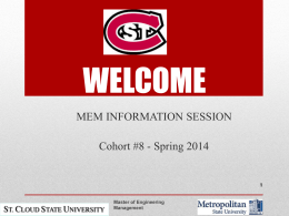 Read Document - St. Cloud State University | Homepage