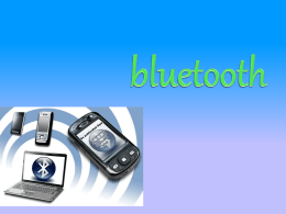 BLUETOOTH - sena11a | Just another WordPress.com site