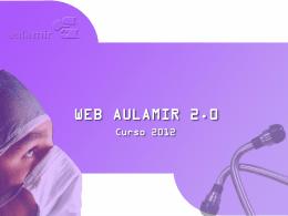 WEB AULAMIR 2.0