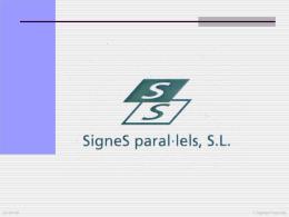 Diapositiva 1 - TIC CONSULT, SCP
