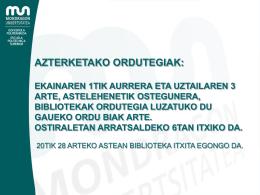 2008-09-26 BIBLIOTEKA PRENTSA LABURPENA Aurkibidea