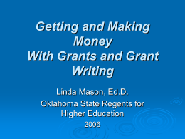 OKLAHOMA WRITERS' FEDERATION, INC. State Conference