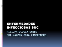 ENFERMEDADES INFECCIOSAS SNC