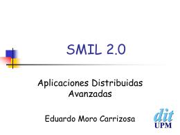 SMIL 2.0