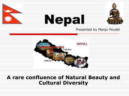 Nepal - City University of New York