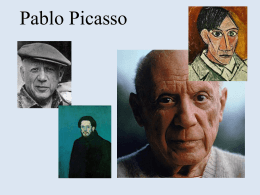Pablo Picasso - Grapevine Colleyville Independent School