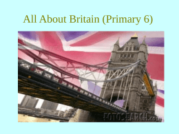 All About Britain