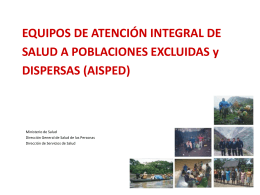 Diapositiva 1 - .:Seguro Integral de Salud:.