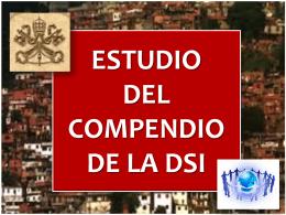 ESTUDIO DEL COMPENDIO DE LA DSI