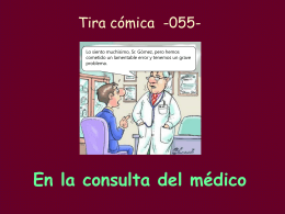 AGTC 055 En la consulta del medico
