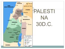 PALESTINA 30D.C.