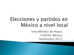 Elecciones 20006