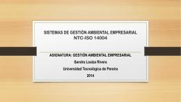 NTC-ISO 14004