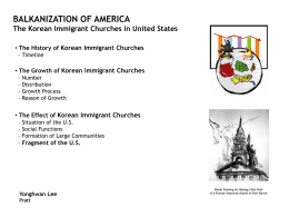 The Balkanization of America - Massachusetts Institute of